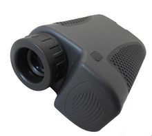New Style 1200m Golf Laser Rangefinder Monocular Telescope With Distance Angle Height Measurement and Pinseeker  Free Shipping !