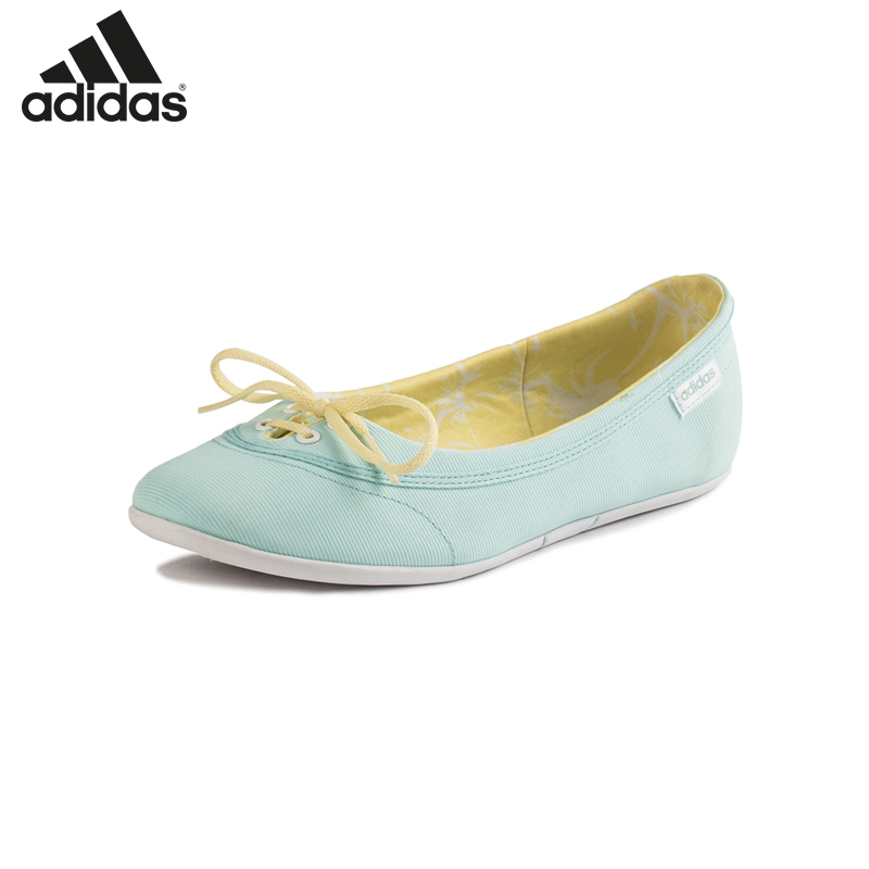 Female Ballet shoes Adidas F97685 sports and entertainment for women women canvas shoes 2017 spring autumn classic vulcanize women shoes footwear ladies creepers flats zapatos mujer chaussure femme