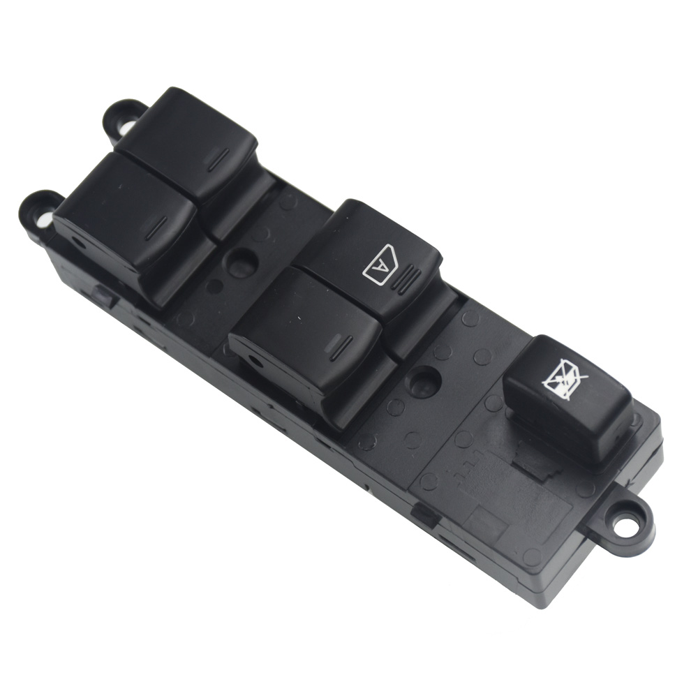 Image 2 - Front Left Master Electric Window Switch For Nissan Navara D40 Qashqai Pathfinder 04 16 25401 EB30B 25401 JD001-in Car Switches & Relays from Automobiles & Motorcycles