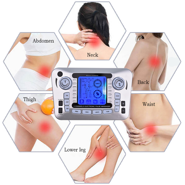 20 Modes Electric Acupuncture Massager