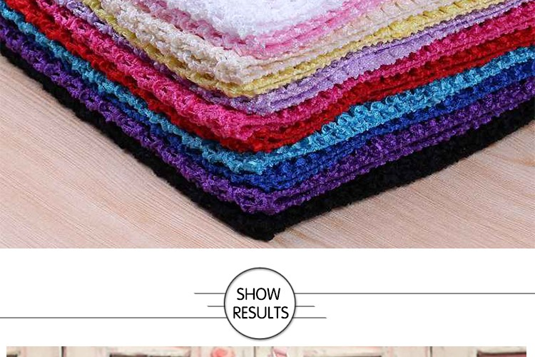 FENGRISE X23cm Tulle Spool Tutu Crochet Chest Wrap Tube Tops Apparel Sewing Knit Fabric Girl Birthday Gifts Headbands Skirt 13