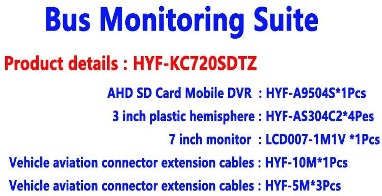 Sistema de Monitoramento de vídeo Local 4CH