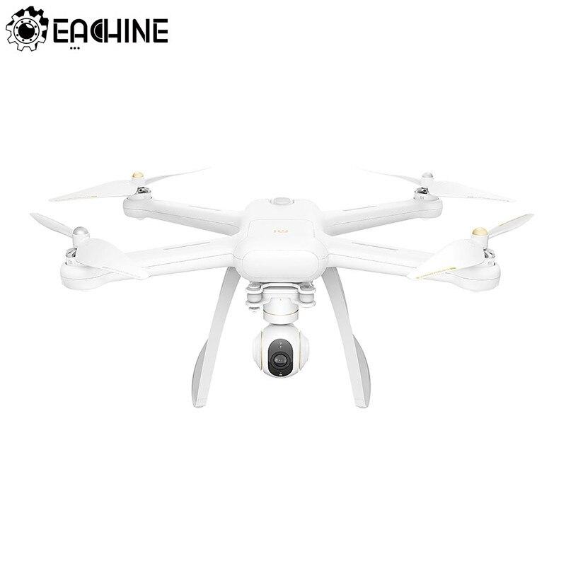 Origine Xiao mi mi Drone WIFI FPV RC Quadcopter w/1080 p 4 k Version 30fps HD Caméra 3 -axe Cardan GPS App RC Drone RTF