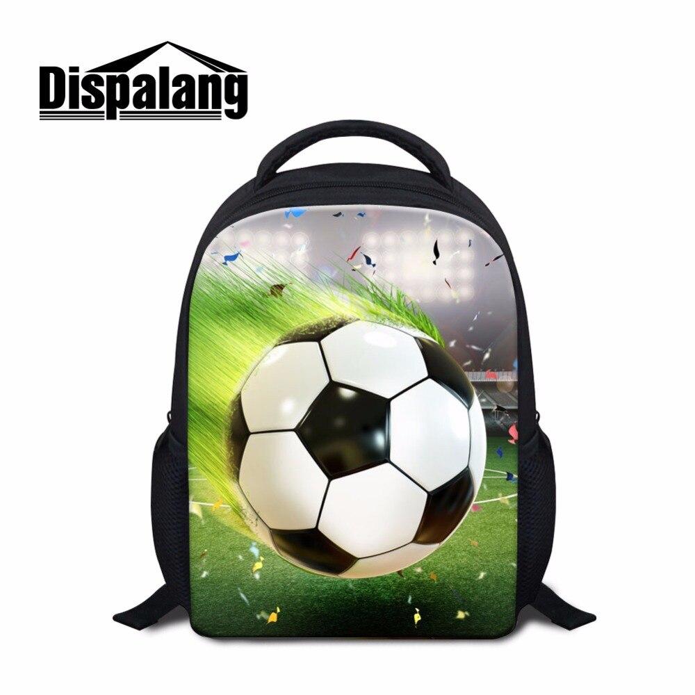 Dispalang 2017 Heißer Ball Mini Schulranzen Für Kleiner Junge Kinder Bookbag Für Studenten Nursery Baby Kleine Größe Rucksack Kinder Tasche