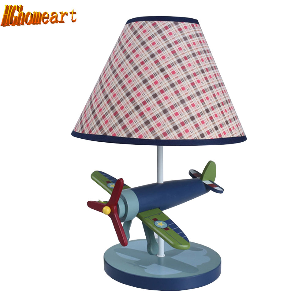 HGHomeart  Modern Resin Cartoon Table Lamp LED Brightness Adjustable Living Room Bedroom Reading Feeding Eye Care Desk Lamp led bar table plastic luminous furniture high cocktail drinking table for living room dining room garden club party desk