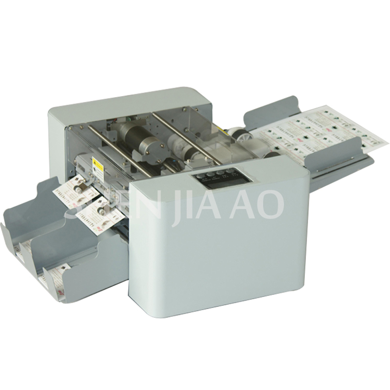 Aliexpress.com : Buy A4 Size Automatic Business Card cutting machine ...