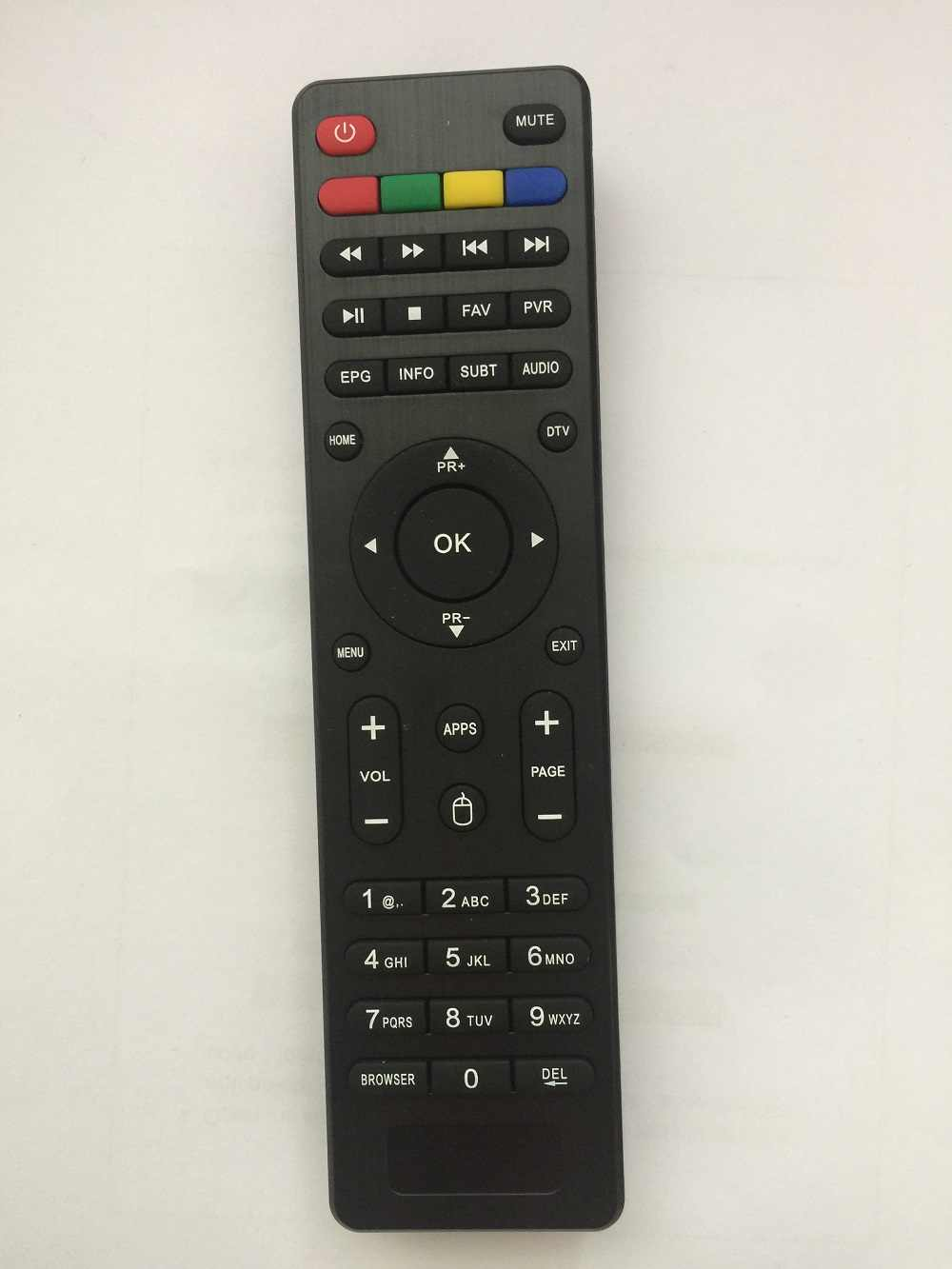 IR Remote Control Replacement Remote Control for KI S2 KI T2 KI PLUS S2 T2 KII PRO KIII PRO KI PRO S2 T2 MECOOL TV BOXES KM9