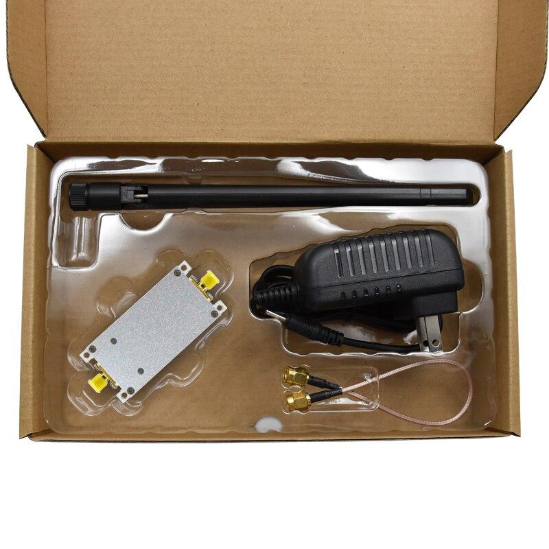 DJI фантомный Дрон БПЛА диапазон расширители 4 Вт Wifi беспроводной широкополосный усилитель маршрутизатор 2,4 ГГц усилитель сигнала диапазона ...