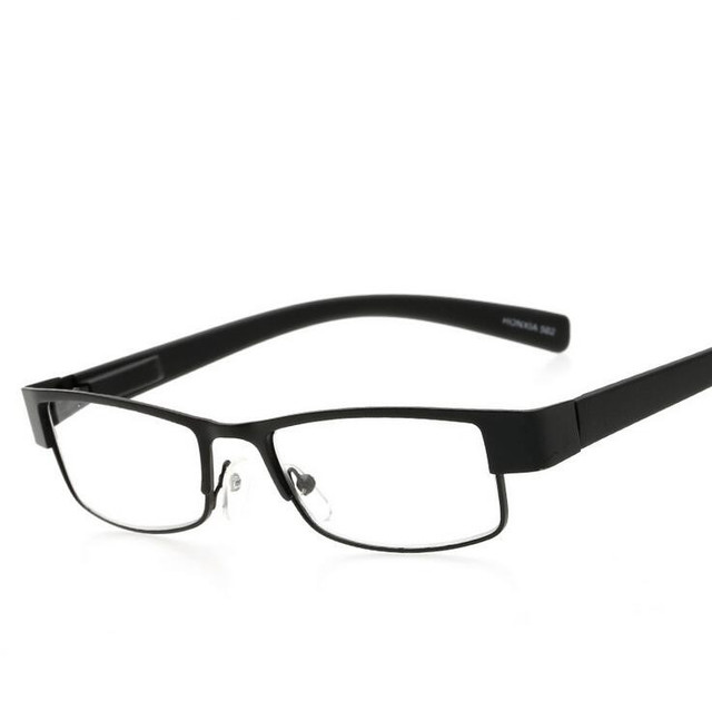 High Quality Fashion Full frame Reading Glasses Men Women Eyeglasses ...