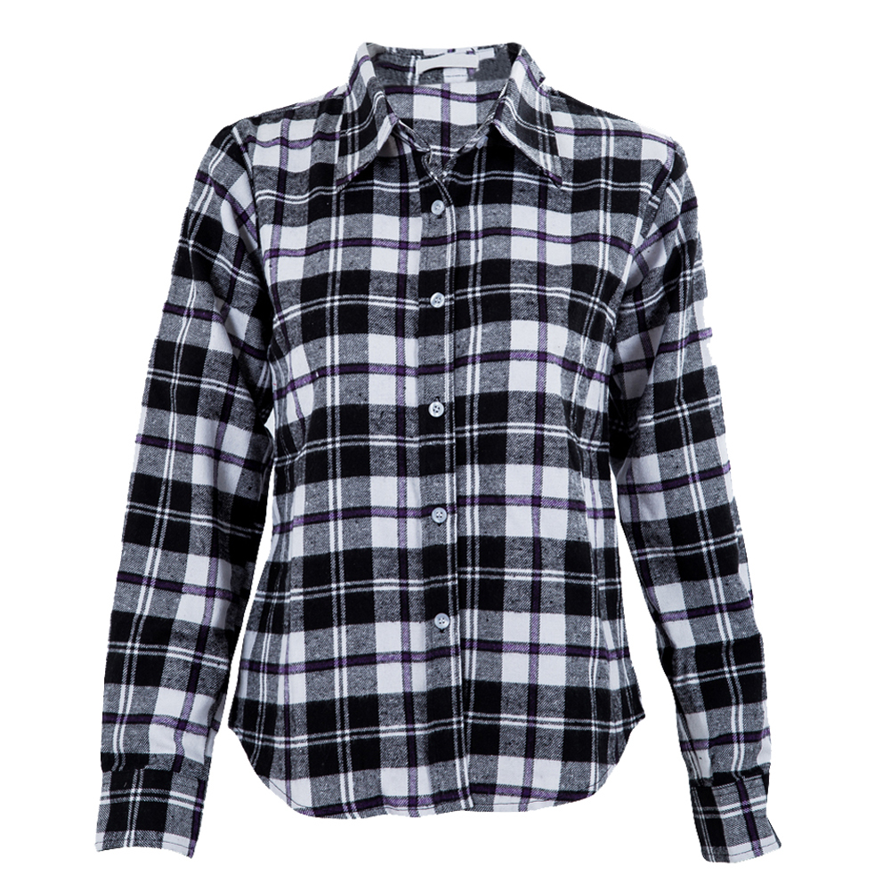 Popular Purple Flannel Shirts Buy Cheap Purple Flannel