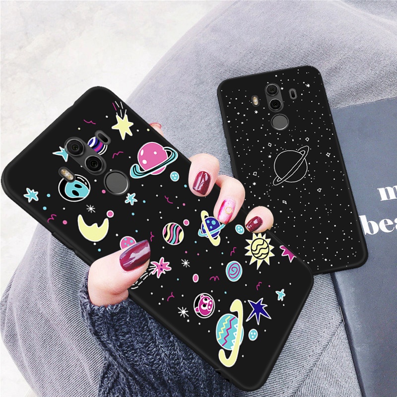 Fashion Painted Pattern TPU Case For Huawei P20 P30 Mate 10 20 Pro P10 P8 P9 Lite 2017 Nova 2I Silicone Cover For Honor 8 Lite