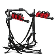 Car Bicycle Stand SUV Vehicle Trunk Mount Bike Cycling Quick Installation Rack Storage Carrier Racks Frame