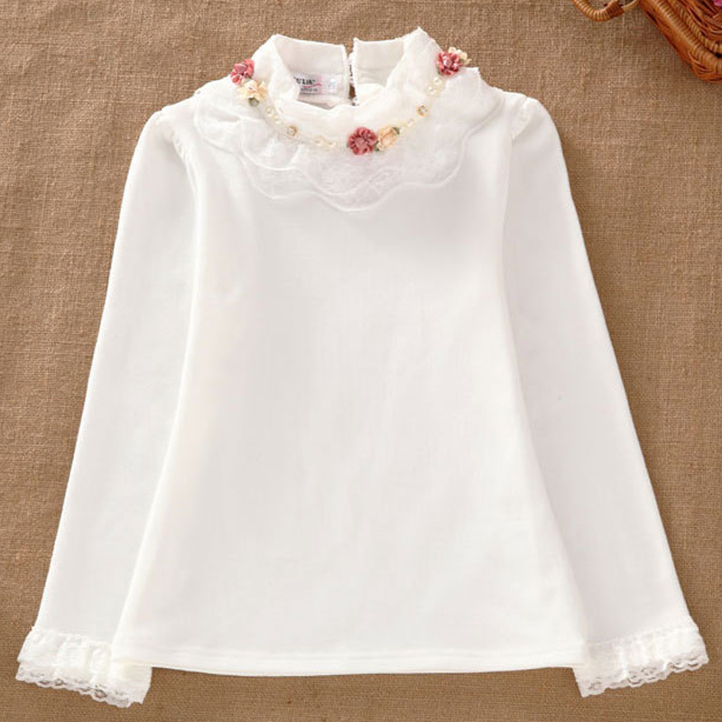 Блузка для девочек 2017 2 12