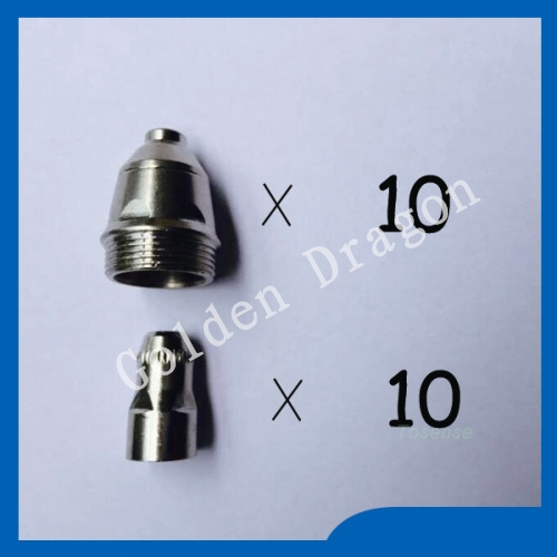 P80 Panasonic cutting nozzle tip Quality assurance conductive nozzle Supplies Material Red Copper factory outlet бейсболка diesel 00s05p 0paot 96x