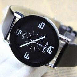 Geneva Watches Women Leather Strap Students Children's Watches Bracelet Quartz Watches kids wristwatch Relogio Feminino