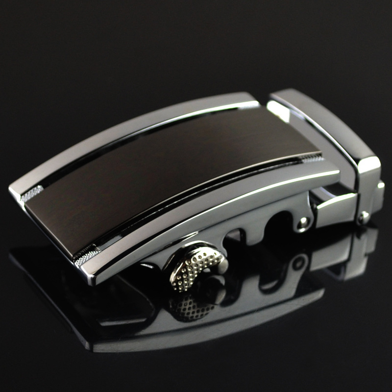 3.5cm Width Automatic Belt Buckle Men's Belt Cow Leather Ratchet Belt Buckle Head Dropshipping 2019 CE88102