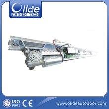 Алюминия, автоматические раздвижные двери, автоматические раздвижные системы открывания с передачи железнодорожных и крышка