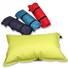 2017 Automatic Inflatable Air Cushion Pillow Portable Outdoor Travel equipment Randomly