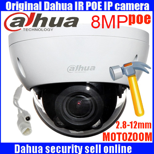 Original dahua VANDALPROOF 8MP IP CAMERA DH-IPC-HDBW5831EP-ZE dahua camera dahua DHI-IPC-HDBW5831EP-ZE dahua IPC-HDBW5831EP-ZE original dahua ipc hdw5831r ze 2017 new arriving cameras 8mp wdr ir eyeball network camera ipc hdw5831r ze free dhl shipping