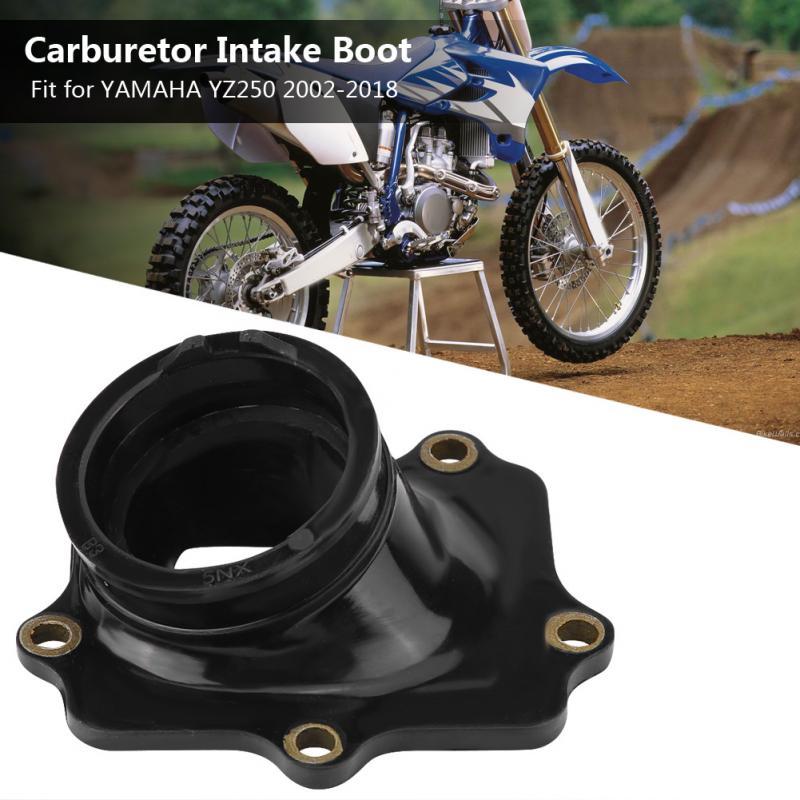 1 x Motorcycle Carburetor Intake Boot Fit for Yamaha YZ85 2002-2012 US STOCK