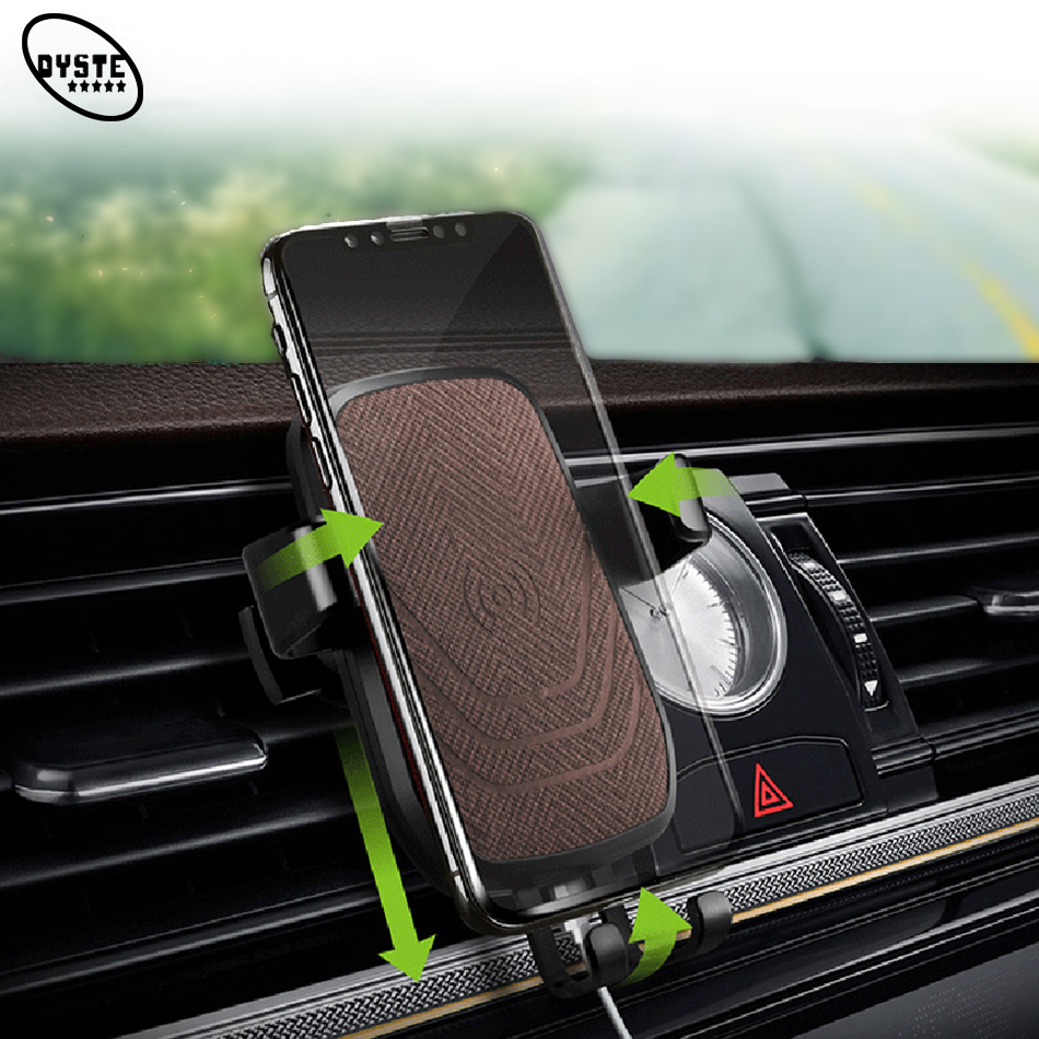 Aliexpress.com : Buy Qi Wireless Charger For Samsung S9 Plus S8 Note 9 8 Wireless Charging Car