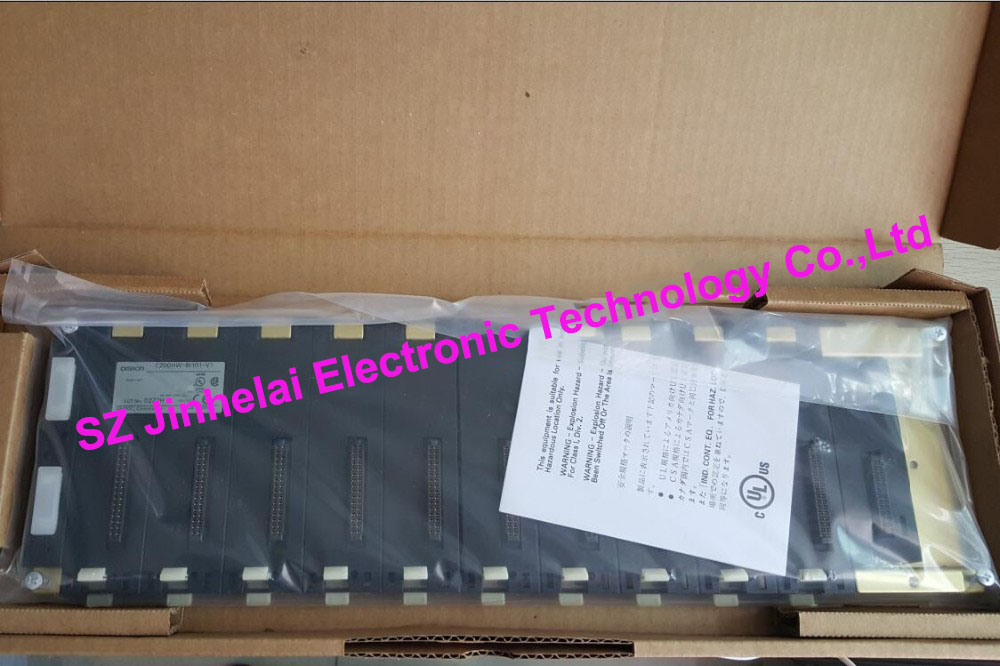 New and original C200HW-BI101-V1 OMRON Floor plate Base plate new original functional expansion plate fx1n 2eyt bd