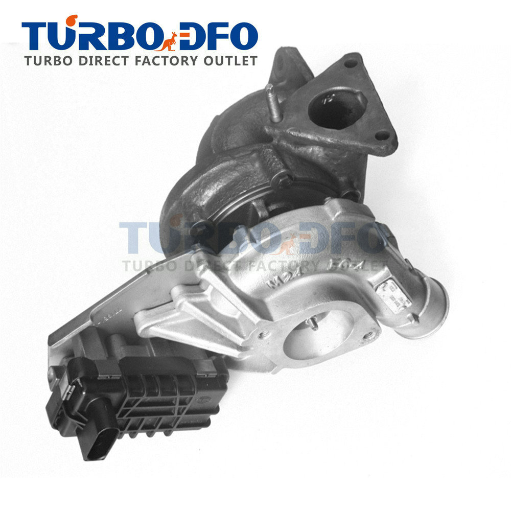 GTA2052V جديد شاحن توربو 752610 ل اند روفر ديفندر 2.4 tdci بوما 105 kw-143 hp LR018396 LR018497 LR010138 LR021013