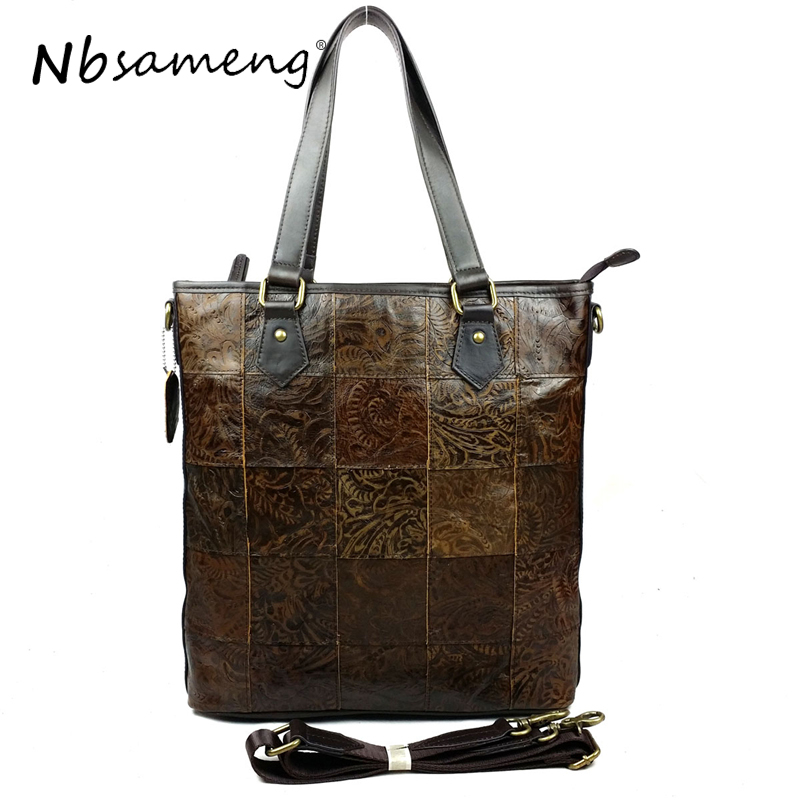 NBSAMENG New Fashion Woman's Bag Retro Trend Sac A Main Femme De Marque Shoulder Bag Female Luxury Handbags Designer Tote Bag fashion handbags pochette women bag patent leather bag luxury handbag women bag designer shoulder bag sac a main femme de marque
