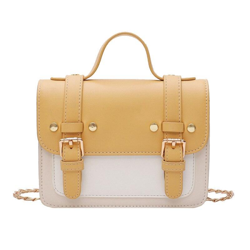 Female Crossbody Bag For Women 2019 Quality PU Leather Luxury Handbag Designer Sac Main Ladies Postman Shoulder Messenger Bag in Shoulder Bags from Luggage Bags