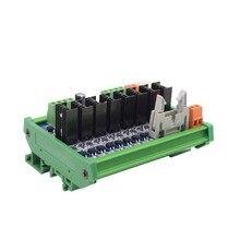 8-way DC PLC amplifier board, isolation protection board, drive conversion board цена и фото