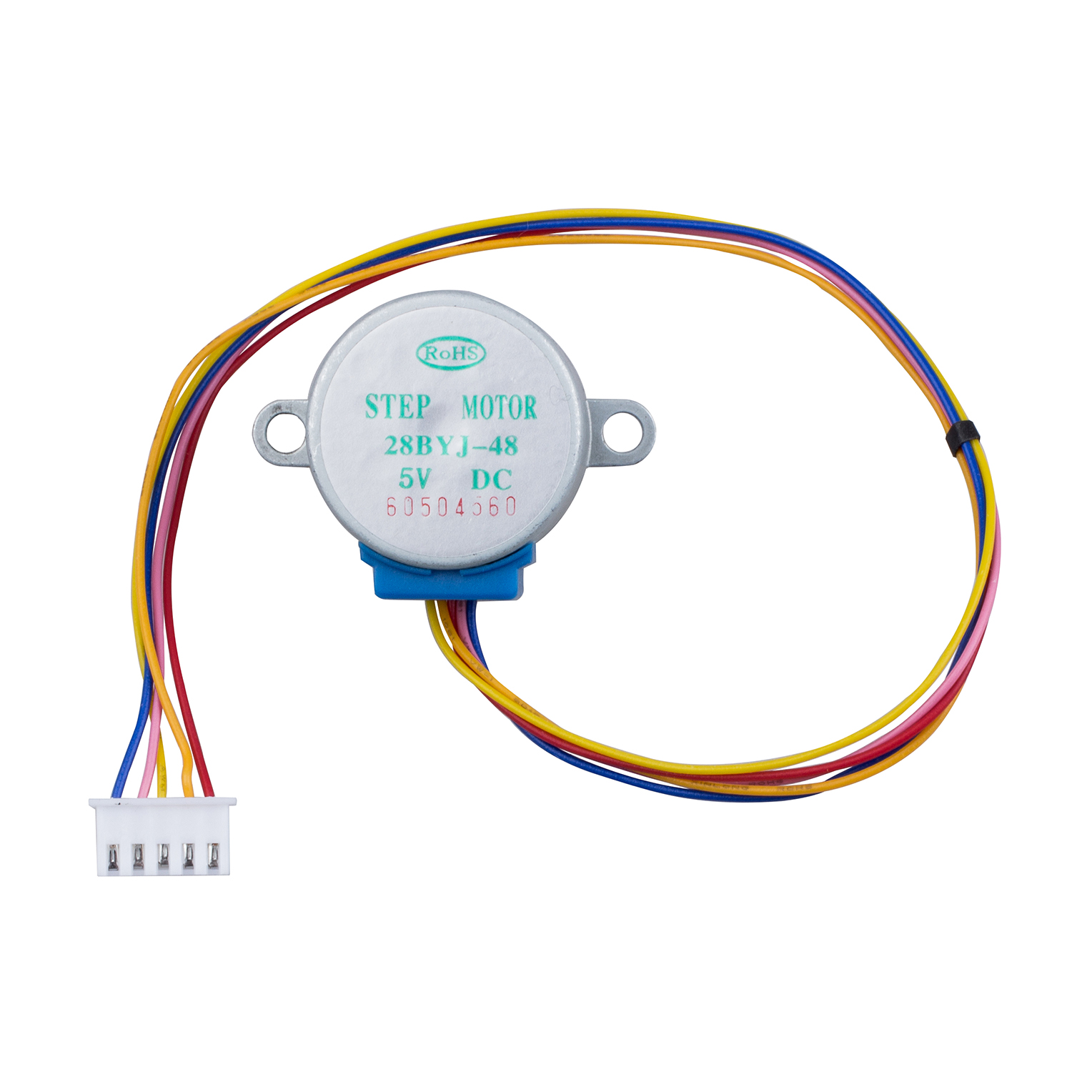 Hot Sale New 28byj 48 28byj48 Dc 5v 4 Phase 5 Wire Stepper Motor Wiring Diagram With Uln2003 Driver Board