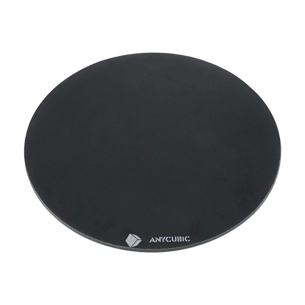 Round 200mm 240mm hotbed Ultrabase 240 Platform Build Surface Glass plate for ANYCUBIC Pulley Linear Plus