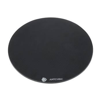 Round 200mm/240mm hotbed Ultrabase 240 Platform Build Surface Glass plate for ANYCUBIC Pulley/Linear Plus Kossel 3D Printer part