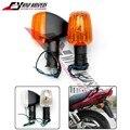 Бесплатная доставка мотоцикла указатель поворота сигнальные огни Для Suzuki GSX400 750 1200 7BA Inazuma 400 750 1200