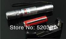 Sale NEW Super Powerful 5000mw/5w 532nm High Powered Green Laser Pointers Flashlight Lazer Burning Match/ Pop balloon+Charger+Gift