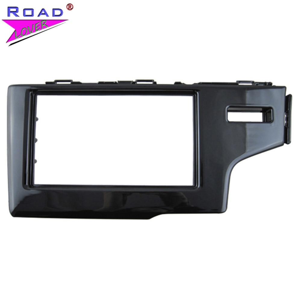 Wanusual rl ho 044 professional dvd radio fascia interface dash trim installation kit for honda