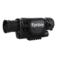 5 X 40 Infrared Digital Night Vision Telescope High Magnification With Video Output Function Adjustable Focus