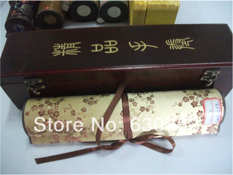 Free Shipping VISAD 5 stye 35cm*5m  40cm*5m top hand-made Chinese rice paper,hand scroll Xuan paper for Painting on Wholesale