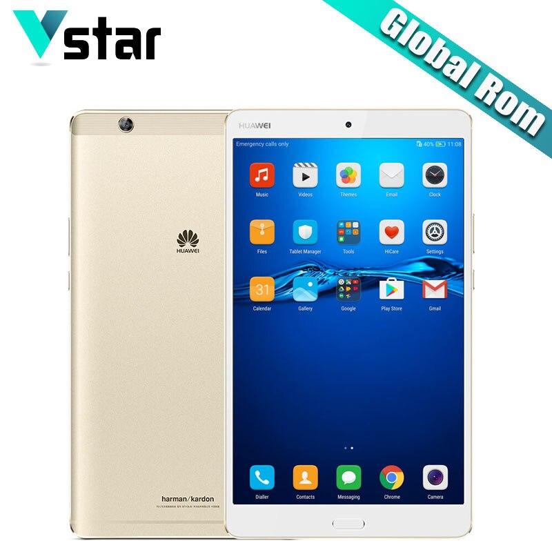 Global ROM Huawei MediaPad M3 8 4 inch 2K Screen Tablet PC WiFi Kirin 950 Octa