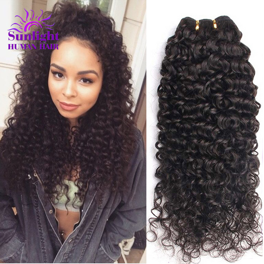 Online Get Cheap 100 Human Hair Curly Weave Aliexpress