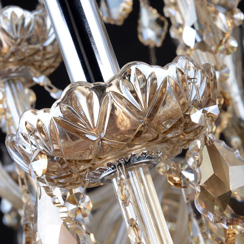 Модерен тавански полилей Луксозни - Вътрешно осветление - Снимка 5