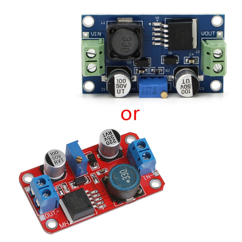 Adjustable Power Converter Board XL6019 DC-DC Step Up Boost Power Supply Module