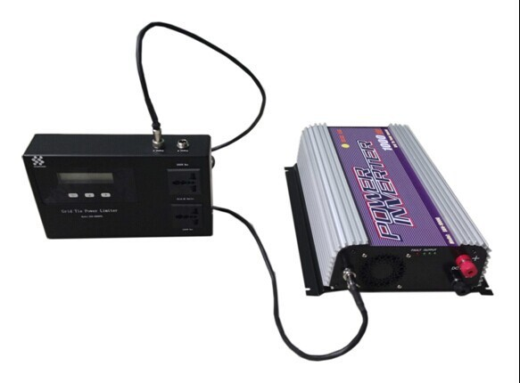New invention,600W Grid tie inverter with Limiter.The Limiter can prevent excess power go to the Grid.