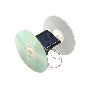 DIY Educational Solar Disc Car