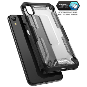 Image 2 - SUPCASE For iphone XR Case UB Series Premium Hybrid Protective TPU Bumper + PC Clear Back Phone Cover For iphone Xr 6.1 inch