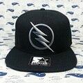 Boné de beisebol de Partida O Flash Relâmpago Snapback chapéus para mulheres dos homens da marca hip hop skate bonés trucker golf moda gorras