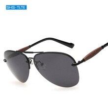 New Polarized sunglasses restoring ancient ways glasses driving fashion classic uv400 sunglasses for men