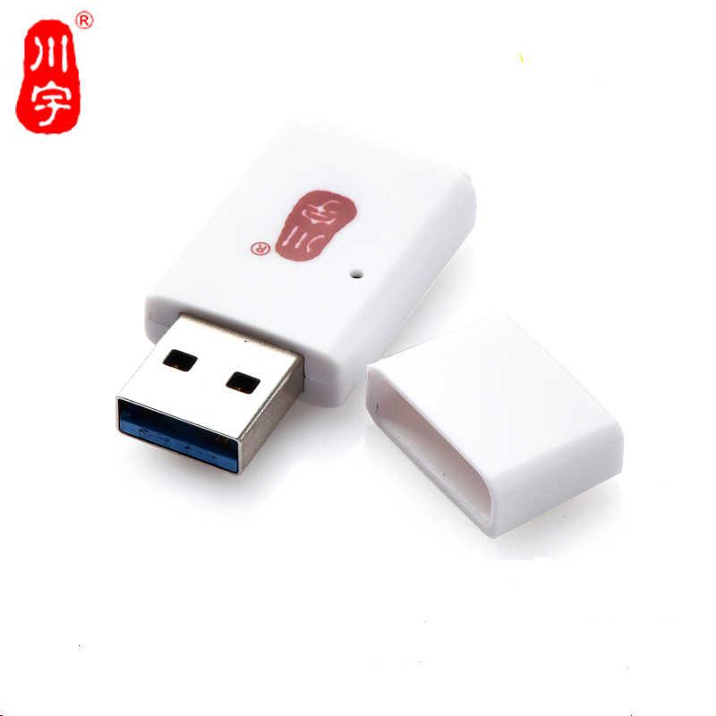 Lecteur de carte USB3.0 lecteur de carte micro SD haute vitesse/tf lecteur de carte mémoire de téléphone portable Mini