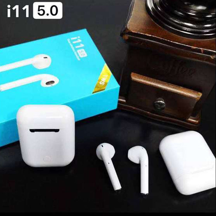 Tws I11 TWS Bluetooth Headset Wireless Bluetooth Headset 5.0 Headphone Air Pods for Appl Xiaomi Phone Wireles Ear Pods Buds