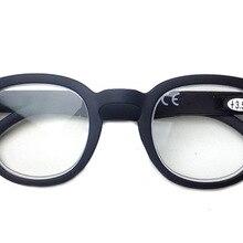 Брендовые дизайнерские классические ретро очки для чтения с круглой оправой, женские \ мужские анти-синие Компьютерные очки для дальнозоркости Oculos De Grau